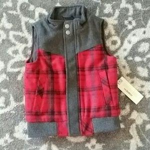 NWT Boys 3t Genuine Kids Warm Vest